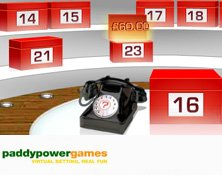 Play Deal or No Deal at Paddy Power
