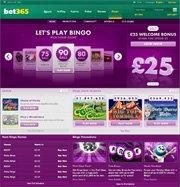 Bet365 Bingo Review