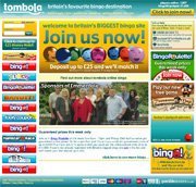 Tombola Bingo Review